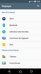 Sony Xperia XA1 - WiFi et Bluetooth - Configuration manuelle - Étape 4