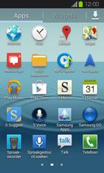 Samsung I8730 Galaxy Express - Voicemail - Handmatig instellen - Stap 3