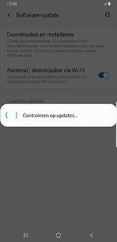 Samsung Galaxy S8+ - Android Pie (SM-G955F) - Software updaten - Update installeren - Stap 6