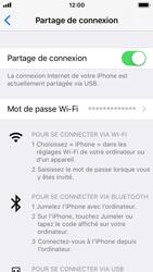 Apple iPhone SE - iOS 11 - Internet et connexion - Utiliser le mode modem par USB - Étape 8