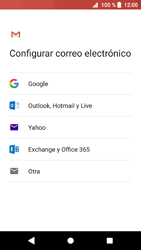 Sony Xperia XZ1 - E-mail - Configurar Gmail - Paso 8