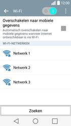LG Leon (H320) - WiFi - Verbinden met een netwerk - Stap 7