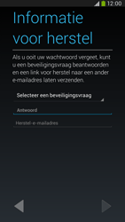 Samsung I9205 Galaxy Mega 6-3 LTE - Applicaties - Account aanmaken - Stap 12