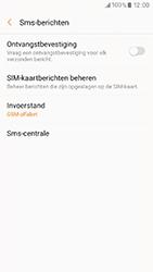 Samsung Galaxy A3 (2017) - SMS - handmatig instellen - Stap 10