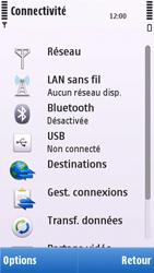Nokia C5-03 - Internet - Configuration manuelle - Étape 5