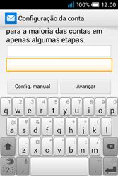 Alcatel POP C1 - Email - Adicionar conta de email -  6
