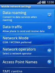 Sony Ericsson Xperia X10 Mini - Internet - Manual configuration - Step 6