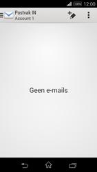 Sony D2203 Xperia E3 - E-mail - Handmatig instellen - Stap 18