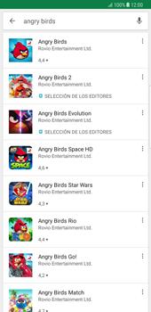 Samsung Galaxy Note 8 - Aplicaciones - Descargar aplicaciones - Paso 16