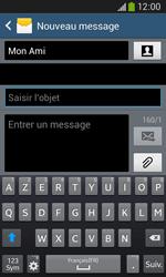 Samsung Galaxy Ace 3 - Contact, Appels, SMS/MMS - Envoyer un MMS - Étape 11