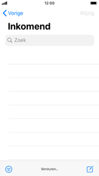 Apple iPhone SE - iOS 13 - E-mail - Bericht met attachment versturen - Stap 16