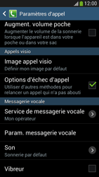 Samsung I9195 Galaxy S IV Mini LTE - Messagerie vocale - Configuration manuelle - Étape 6