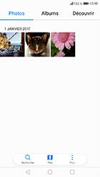 Honor 6A - Photos, vidéos, musique - Envoyer une photo via Bluetooth - Étape 3