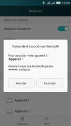 Huawei Y635 Dual SIM - WiFi et Bluetooth - Jumeler votre téléphone avec un accessoire bluetooth - Étape 6