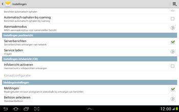 Samsung N8000 Galaxy Note 10-1 - MMS - probleem met ontvangen - Stap 5