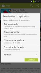Samsung I9500 Galaxy S IV - Aplicativos - Como baixar aplicativos - Etapa 17