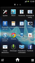Sony Xperia J - E-mail - Configurar correo electrónico - Paso 3