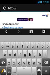 Acer Liquid Z3 - Internet - Internet browsing - Step 16