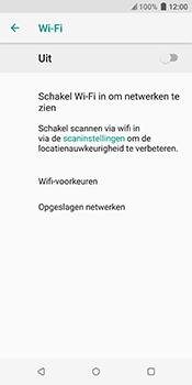 HTC u12-plus - WiFi - Verbinden met een netwerk - Stap 6