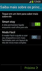 Samsung Galaxy Grand Neo - Primeiros passos - Como ativar seu aparelho - Etapa 14