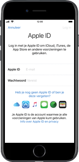 Apple iPhone 7 iOS 11 - Instellingen aanpassen - Back-up maken in je account - Stap 4