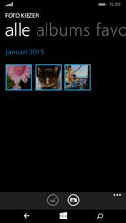 Microsoft Lumia 640 - MMS - afbeeldingen verzenden - Stap 9