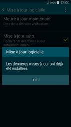 Samsung G850F Galaxy Alpha - Appareil - Mises à jour - Étape 10