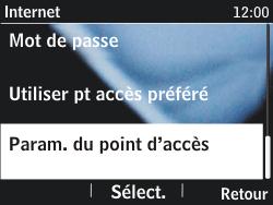 Nokia Asha 201 - Internet - Configuration manuelle - Étape 10