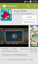 Samsung Galaxy Core II - Aplicações - Como pesquisar e instalar aplicações -  19