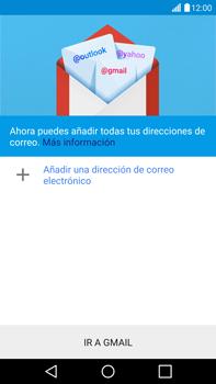 LG G4 - E-mail - Configurar Gmail - Paso 7