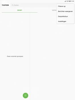 Samsung Galaxy Tab S2 9.7 - Android Nougat - Voicemail - Handmatig instellen - Stap 5