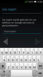 Alcatel One Touch POP D5 (OT-5038X) - Applicaties - Account aanmaken - Stap 5