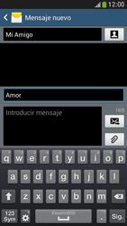 Samsung Galaxy S4 Mini - Mensajería - Escribir y enviar un mensaje multimedia - Paso 12