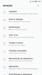Samsung Galaxy S7 Edge - Android Nougat - Wi-Fi - Ligar a uma rede Wi-Fi -  4
