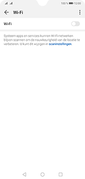 Huawei Mate 20 - Wifi - handmatig instellen - Stap 4