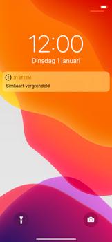 Apple iPhone X - iOS 13 - Internet - handmatig instellen - Stap 13
