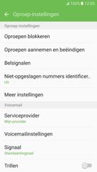 Samsung Galaxy S7 (G930) - Voicemail - handmatig instellen - Stap 7
