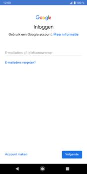 Sony Xperia XZ3 - E-mail - e-mail instellen (gmail) - Stap 9