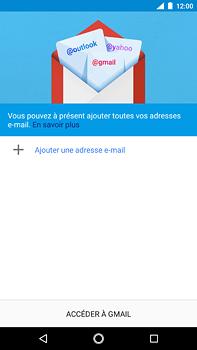 Nokia 6 (2018) - E-mail - Configuration manuelle (yahoo) - Étape 5