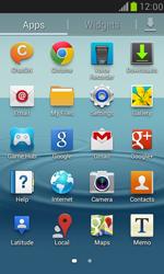 Samsung I8190 Galaxy S III Mini - Network - Installing software updates - Step 4