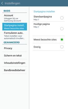 Samsung Galaxy Tab4 8.0 4G (SM-T335) - Internet - Handmatig instellen - Stap 21