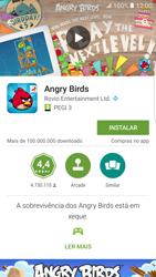 Samsung Galaxy S7 Edge - Aplicativos - Como baixar aplicativos - Etapa 17