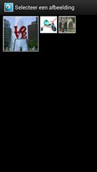 Sony ST26i Xperia J - MMS - afbeeldingen verzenden - Stap 13