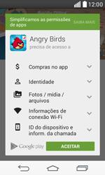 LG D390n F60 - Aplicativos - Como baixar aplicativos - Etapa 18