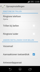 Sony D2203 Xperia E3 - Voicemail - Handmatig instellen - Stap 5
