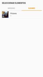 Samsung Galaxy S7 - Android Nougat - Mensajería - Escribir y enviar un mensaje multimedia - Paso 15