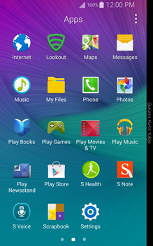 Samsung N915FY Galaxy Note Edge - Applications - Downloading applications - Step 3