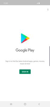 Samsung Galaxy S10 Plus - Applications - Create an account - Step 4
