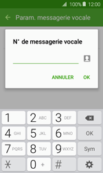Samsung J120 Galaxy J1 (2016) - Messagerie vocale - Configuration manuelle - Étape 8