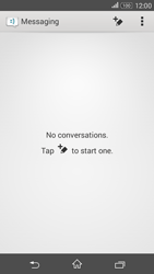 Sony E2003 Xperia E4 G - Mms - Sending a picture message - Step 3